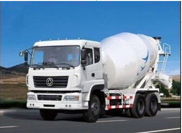 China White Concrete Mixer Truck 8m3 10m3 12m3 14m3 Volume For Mixer Concrete supplier