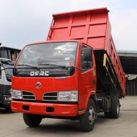 China Dongfeng Light Duty Dump Truck 140hp EQ3110TL With Right Hand Drive / Left Hand Drive supplier