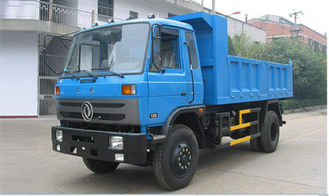 China Dongfeng Mining Dump Truck 4*2 190hp With Left Hand Drive / Right Hand Drive supplier