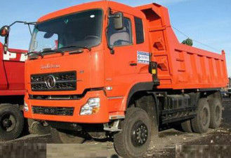 China 6x6 Mining Dump Truck LHD And RHD With 80km/H Max Speed ISO Approved supplier