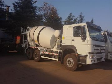 China Used concrete mixer truck , second hand concrete mixer truck supplier