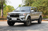 China DONGFENG New RICH Pickup Truck/ZG24 Engine/4WD, Gasoline, 2.4L, Euro V, 5MT, Cargo size: 1395*1390*430mm factory
