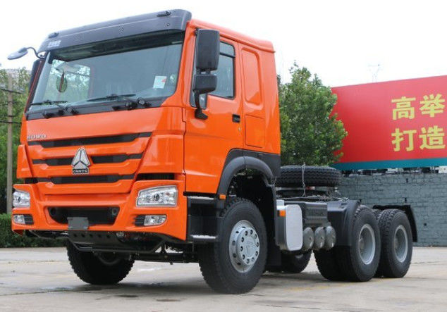 SINOTRUCK HOWO Used 6x4 371HP Prime Mover