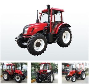 DF904 Four Wheel Tractor 4240×2050×2810mm 90HP 4WD Garden Tractors For Farm